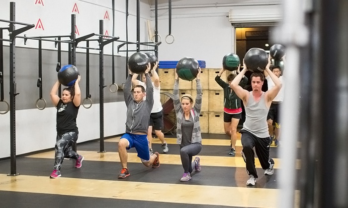 CrossFit Active Perfomance - Mission Viejo: $29 for One Month of Unlimited Classes at CrossFit Active Performance (Up to $205.50 Value)