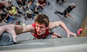 Karma Climbing Centre: One-Hour Climbing Session with Day Pass for Up to Four at Karma Climbing Centre, Tunbridge Wells, TN2 (Up to 71% Off)