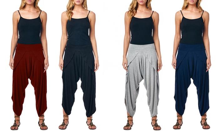 Women's Contemporary Harem Pants