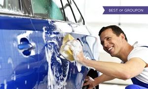 Dream Car: Kompleksowe czyszczenie samochodów osobowych i SUV z woskiem ręcznym Sonax Carnauba (od 23,99 zł) w Dream Car