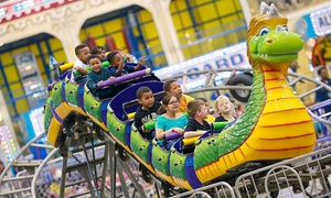 Up to 25% Off Presale Tickets to I-X Indoor Amusement Park  at I-X Indoor Amusement Park, plus 6.0% Cash Back from Ebates.