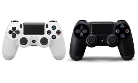 Joypad Sony Dual Shock 4 ricondizionato per PS4 disponibile in 2 colori con spedizione gratuita