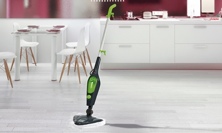 X10 Easy Steam Mop with Accessories