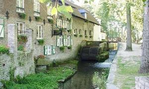 Le moulin de Lindekemale: Menu en 4 services avec apéritif et mise en bouche pour 2 ou 4 personnes dès 59,99 € au Moulin de Lindekemale