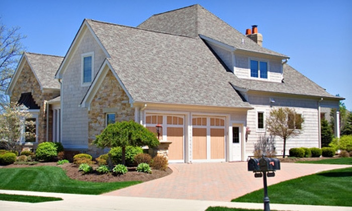 Tri-Vesta Services - Springfield MO: Driveway, One-Story, or Two-Story Home Pressure Washing from Tri-Vesta Services (Up to 63% Off)