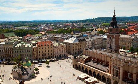IWycieczka seniorów do Krakowa