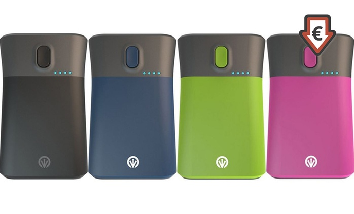 One (€14.99) or Two (€27.99) iFrogz 9000 mAH Power Banks (Up to 69% Off)