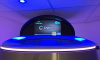 One or Three Sessions of Full Body Cryotherapy at Chill (Up to 54% Off)