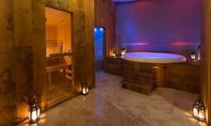 St Nicholas Spa: Spa Day with Treatment, Light Lunch and a Glass of Prosecco for One or Two at St Nicholas Spa (Up to 46% Off)