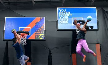 Up to 58% Off Jump Passes at Sky Zone