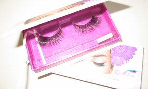 Lash Factor Inc.: One or Two Pairs of Mink Strip Eyelashes at Lash Factor Inc. (Up to 54% Off)