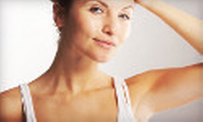 Crystal Lume Medical Spa - Baltimore: Laser Hair-Removal Treatments for a Small, Medium, or Large Area at Crystal Lume Medical Spa (Up to 88% Off)