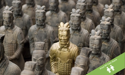 ✈ China: $1,399 Per Person for an 8-Day Getaway to Chengdu, Yangtze River & Xian Including Flights and Sightseeing