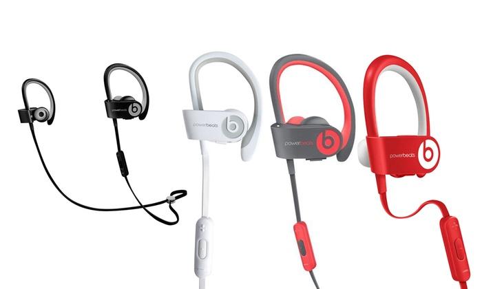 a28137408f6 Beats by Dr. Dre Powerbeats 2 Wireless Headphones (Refurb. A-grade)