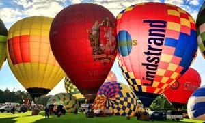 HiFly: 60-minutowy lot balonem od 349,99 zł z firmą HiFly (do -53%)