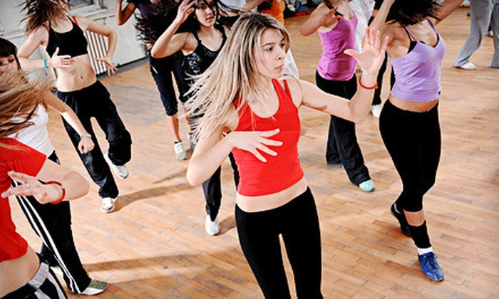 Evolutions Fitness Training - Tewksbury: Ten Zumba Classes or Four Personal-Training Sessions at Evolutions Fitness Training (Up to 67% Off)