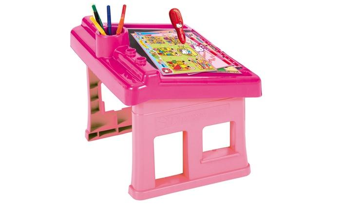 Tavolino Piu Hello Kitty.Tavolino Educativo Piu Hello Kitty A 25 99 36 Di Sconto