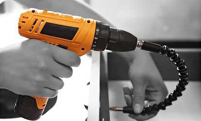 Shop Groupon Flexible Drill Bit Shafts