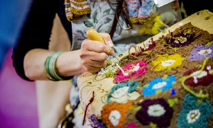 Knitting And Stitching Show Floor Plan : The Knitting & Stitching Show in London, GREATER LONDON Groupon