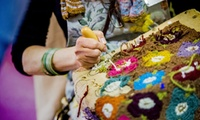 The Spring Knitting & Stitching Show, 2 - 5 March 2017, Olympia London (Up to 23% Off)
