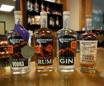 Distillery Tour and Tasting for Two or Four at Adventurous Stills (Up to $28 Off). Four Options Available.