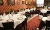 Podkova - Menu in elegante ristorante russo