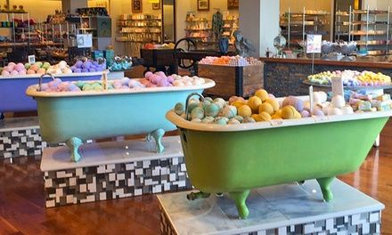 Customized Bath Fizzies and Soaps Workshop for One, Two, or Four at Sunrise Soap Company (Up to 39% Off)