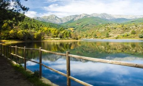 Sierra de Gredos: 1, 2 o 3 noches para 2 personas con desayuno, detalle y opción a cena en Molino del Cubo