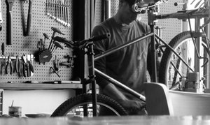 Denver Bicycle Cafe: $59 for a Bicycle Overhaul with Cleaning and Tune-Up at Denver Bicycle Cafe ($120 Value)