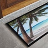 Coastal Printed Outdoor Welcome Mat