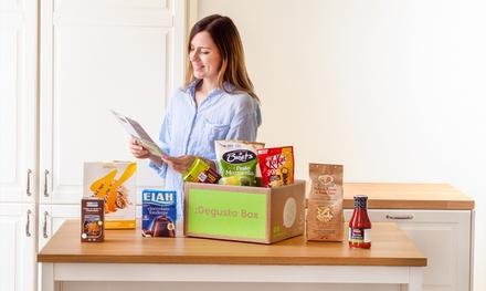 Degustabox – Una box con tanti prodotti a sorpresa. Spedizione gratuita (sconto 50%)