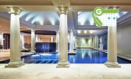 West Sussex: Double or Twin Room for Two with Breakfast, Dinner Credit and Spa at 5* Alexander House Hotel & Utopia Spa