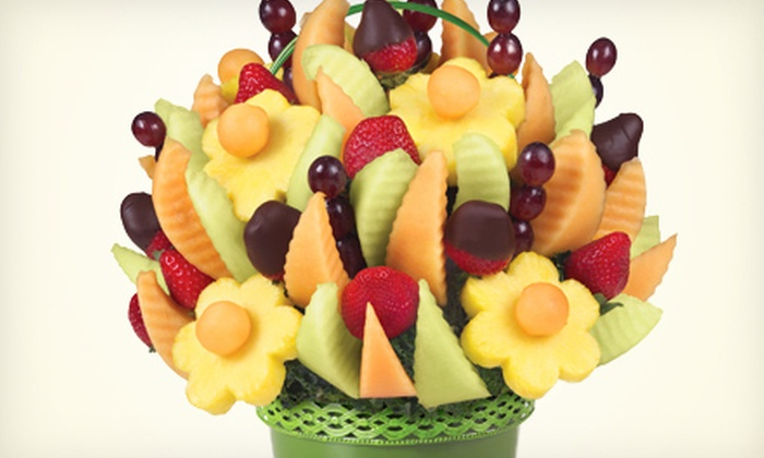 Edible Arrangements - Brooklyn: Fruit Bouquets, Chocolate-Dipped Fruit, and Gifts at Edible Arrangements (Up to 58% Off). Two Options Available.