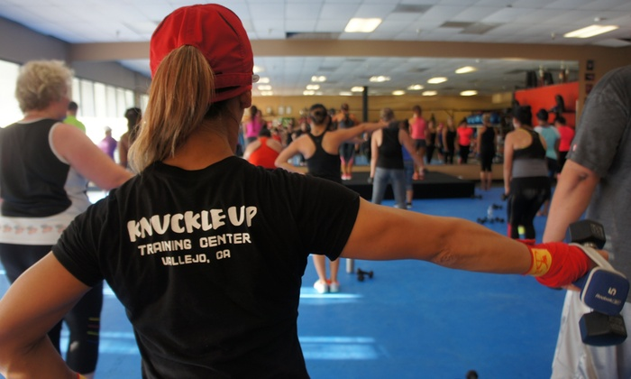 Knuckle Up Training Center - Vallejo: Up to 73% Off self defense classes at Knuckle Up Training Center