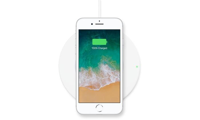 chargeur sans fil samsung iphone groupon shopping. Black Bedroom Furniture Sets. Home Design Ideas