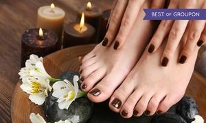 SPA w Hotelu Rezydent 5*: Wybrany manicure (od 39,99 zł) z pedicure (od 89,99 zł) i więcej w Spa w Hotelu Rezydent 5* w Sopocie (do -55%)