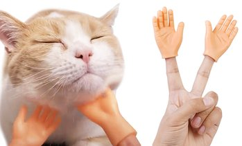 Tiny Hands Cat Massager