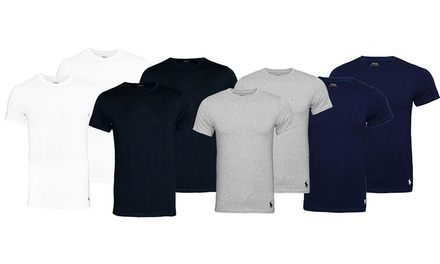 Lot de 2 t shirts Ralph Lauren pour homme