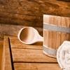 3h de sauna privé, bouteille de cava