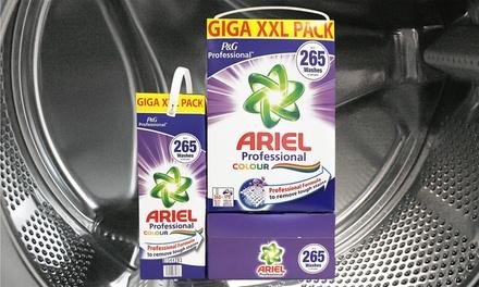 Comfort Fabric Softener or Ariel Actilift Giga XXL Washing Powder from £8.99