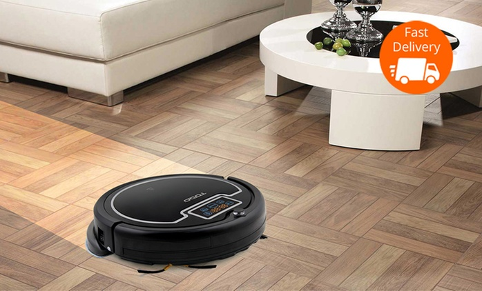 $199 for a Robot Vacuum Cleaner (Don't Pay $989)