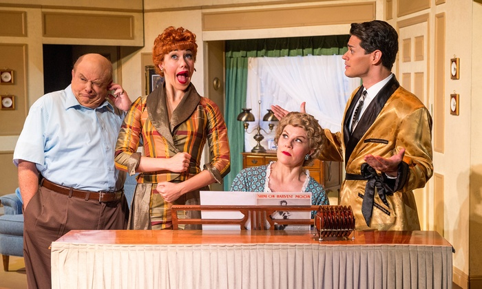 "I Love Lucy® Live On Stage - Ruth Eckerd Hall: ""I Love Lucy: Live on Stage"" at Ruth Eckerd Hall on March 24 or 25 (Up to 50% Off)"