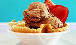 Ice Cream from Flava Moose (Up to 50% Off)