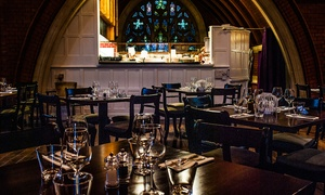 Plates & Co: Michelin Listed Three-Course Meal at Plates & Co (34% off)