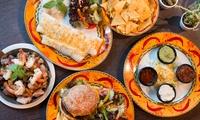 Tex-Mex-Platte und Jumbo-Cocktail nach Wahl für 2, 4 oder 6 Personen bei Pappasitos (bis zu 56% sparen*)