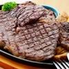 大阪府/南堀江 ≪リブロースステーキ+鉄板ジューシーハンバーグ+サラダ+ライス≫