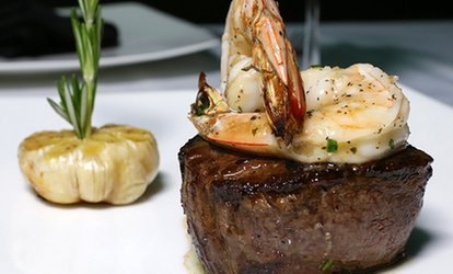 $50 or $100 Towards A <strong>Steakhouse</strong> Dinner For Two or Four at Primecut Modern <strong>Steakhouse</strong> (Up to 45% Off)