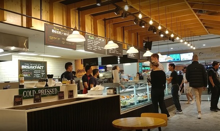 $5 or $10 to Spend on Food and Drinks at Pasta Pantry Westfield Sydney Central Plaza