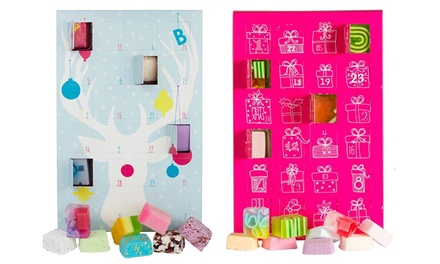 Bomb Cosmetics Advent Calendar: The Bomb or Christmas Countdown