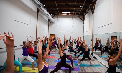 Up to 80% Off Classes at QiFlow